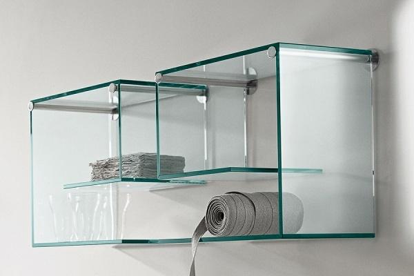 Варианты стеклянной мебели