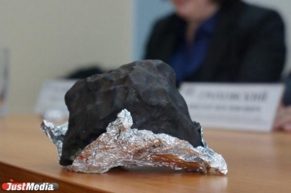 Ученые УрФУ расскажут об исследовании метеоритов и открытых в них минералах