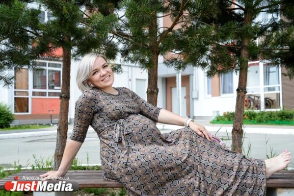 Предприниматель Дарья Клещевникова: «Скоро стану мамой в третий раз. Рада, что моя дочка родится летом». В среду Екатеринбурге +30. ФОТО, ВИДЕО