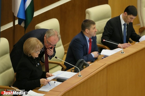 Свердловские депутаты готовят предложения в федеральный закон о материнском капитале