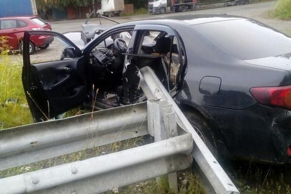 Под Красноуфимском в ДТП погиб участковый