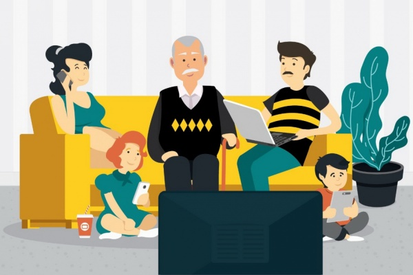 Родственные связи: семейный тариф от «Билайн»