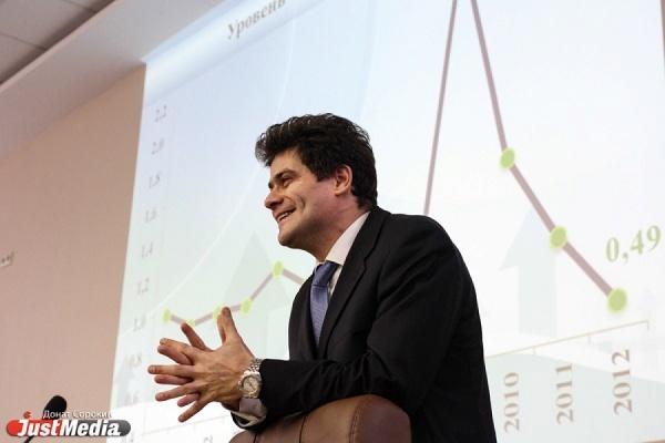 Кандидат в мэры Екатеринбурга Александр Высокинский: «Мы набрали слишком высокие обороты, город нуждается в большом количестве внешних ресурсов»