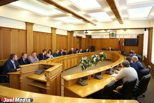 Высокинский хочет изменить роль городских депутатов