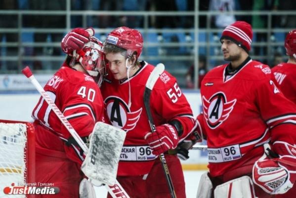 «Автомобилист» победил в первом матче предсезонного турнира в Нижнем Новгороде