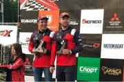 Экипаж Сергея Карякина и Антона Власюка стал вице-чемпионом вторых этапов Can-Am X Race и Кубка России