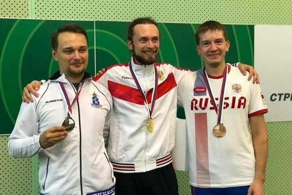 Вооруженный захват медалей: уральские стрелки взяли «серебро» и «бронзу» на чемпионате России