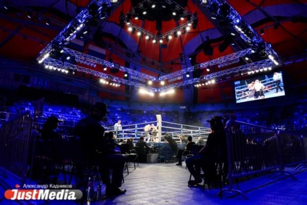 В Екатеринбурге могут пройти 1/2 и финал всемирной боксерской суперсерии