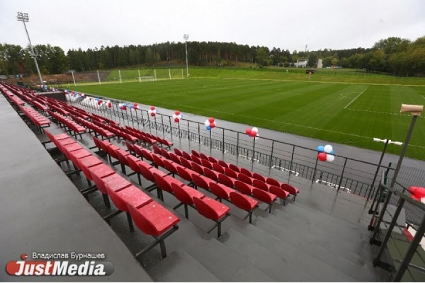 На новых тренировочных базах, построенных к ЧМ-2018, в скором времени заменят газон