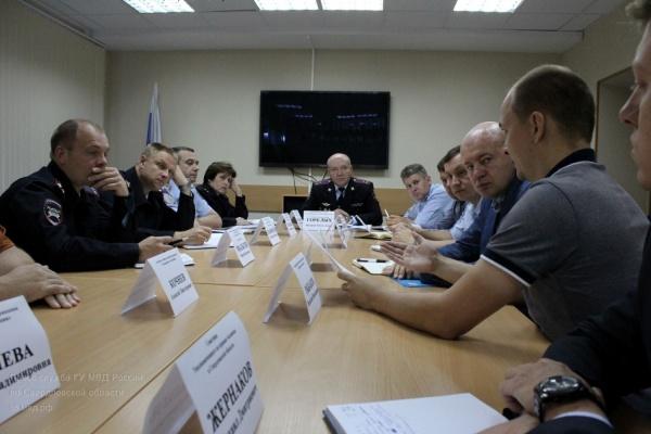 В Свердловской области стартовала акция «Гражданин и полиция»