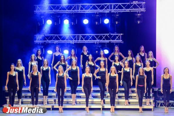 Накануне финала конкурса JustMedia.ru узнал, кто станет «Мисс Екатеринбург-2018»