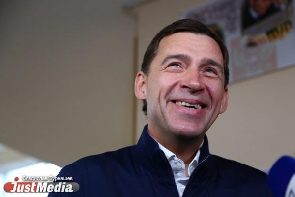 Куйвашев встретился с Пинаевым. О чем говорили губернатор и главный претендент на пост мэра Нижнего Тагила