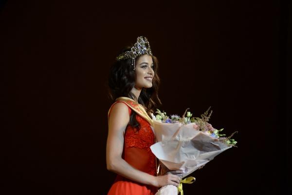 Мисс Екатеринбург в 2018 году стала Арина Верина