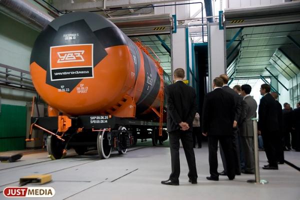 «Уралвагонзавод» будет поставлять вагоны для Сирийских железных дорог