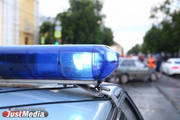 За три дня свердловские гаишники поймали почти 250 пьяных водителей