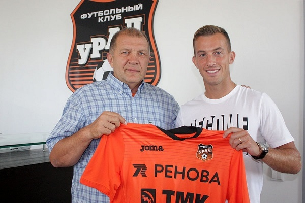 «Урал» за 650 тысяч евро приобрел футболиста из Швейцарии