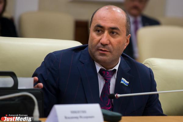 Правительство Свердловской области подало иск к фирме бывшего депутата заксо Карапетяна