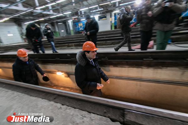 Высокинский назвал сумму, которую в этом году выделят на вторую ветку метро