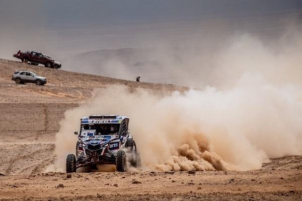 Уральский гонщик Сергей Карякин выиграл этап «Дакара-2019» и возглавил общий зачет гонки