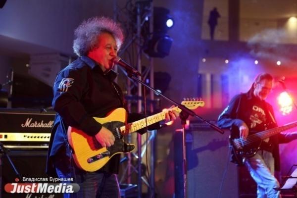 ВЕкатеринбурге сегодня пройдёт фестиваль 'Старый новый рок'