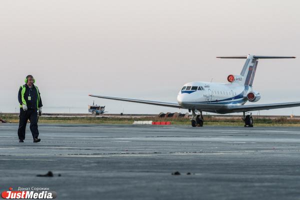 Авиакомпания «Россия» с 31 марта начнет летать из Екатеринбурга в Барселону