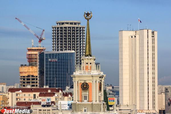 Власти Екатеринбурга заплатят за пиар на федеральном телеканале 350 тысяч рублей