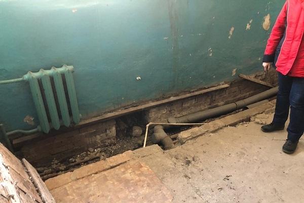 Мэрия Екатеринбурга предлагает НКО в аренду убитый подвал с раскуроченным полом