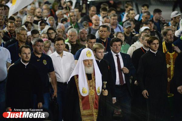 Екатеринбургская епархия пригласила горожан на молебен к месту строительства храма святой Екатерины