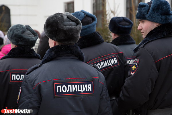 Свердловчан предупредили о возможных последствиях за участие в несанкционированных акциях