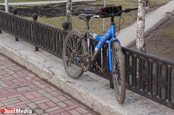 Екатеринбургский участковый поймал серийных воров велосипедов