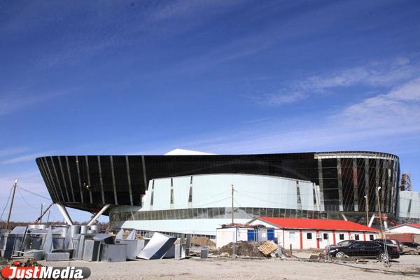 Конгресс-центр «Екатеринбург-Экспо» сдадут в эксплуатацию к середине июня