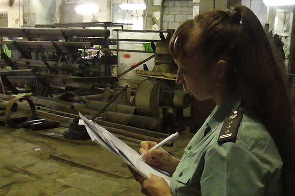 Приставы арестовали кислородную станцию в Екатеринбурге