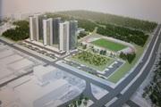 Так планировали застроить парк РТИ в 2016 году. Фото: проектная документация.