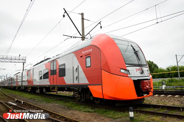 В Свердловской области поезд насмерть сбил пожилого мужчину