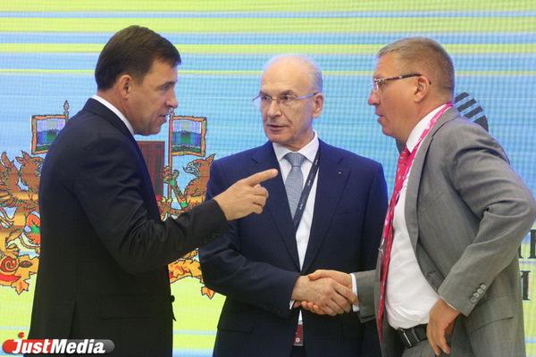 На ИННОПРОМе заключили соглашение о строительстве в Свердловской области молочно-товарной фермы за 1,7 млрд рублей