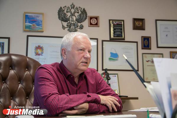 Геннадий Севастьянов вернется на работу в ДИВС