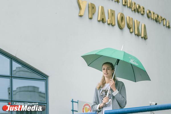 Вера Саликова, «Уралочка-НТМК»: «На улице прохладно, а в душе и в семье так тепло». В Екатеринбурге +23