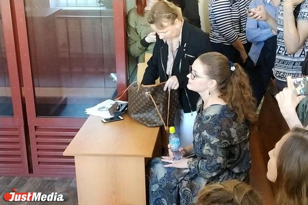 Свердловский суд признал активистку Балтину организатором митингов в сквере у Драмы