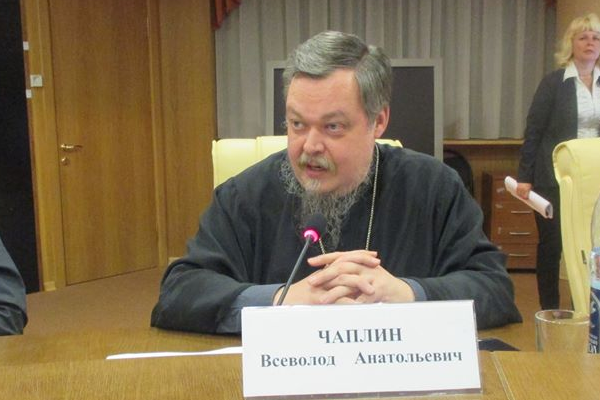 Фото: Всеволод Чаплин / facebook.com
