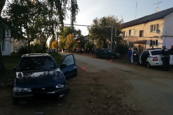 В Белоярке пьяный водитель Daewoo Nexia сбил насмерть женщину-пешехода