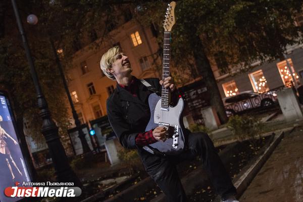 Дмитрий Постников, музыкант: «Погода в Екатеринбурге вгоняет в творческий кризис». В Екатеринбурге +6