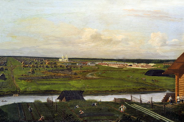Нижнесалдинский завод, 1830-е годы. Павел Веденецкий