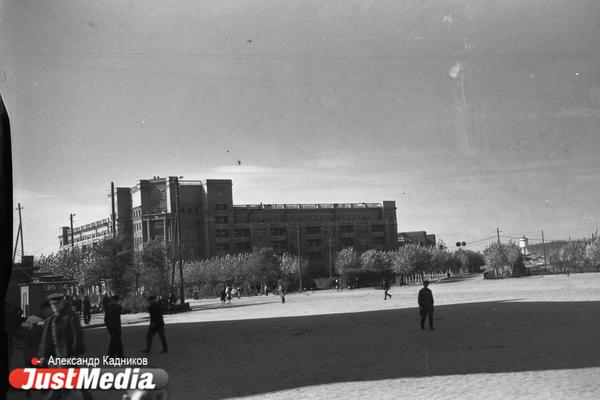 Гостиница «Мадрид, 1937 год. ФОТО: ГКУСО «ГАСО»