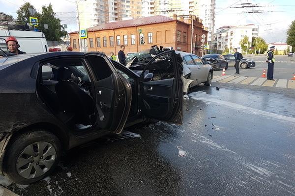 На Владимира Васильева, устроившего смертельное ДТП на Малышева, завели еще одно уголовное дело
