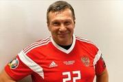 Фото из инстаграма Владимира Соловьева.