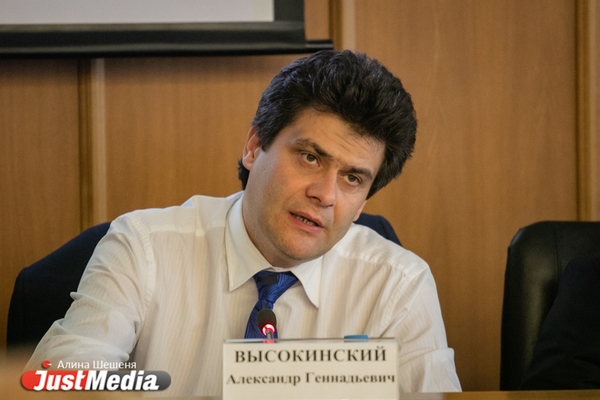 Александр Высокинский о ремонте улиц: «Нужно смотреть на стройку, а не на изуродованные тротуары»