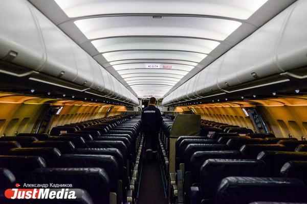 В Кольцово пьяного челябинца не пустили в самолет