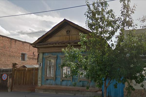ФОТО здания до реставрации. Google