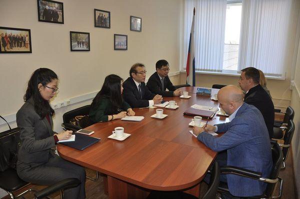 Фото: пресс-служба Генконсульства КНР в Екатеринбурге