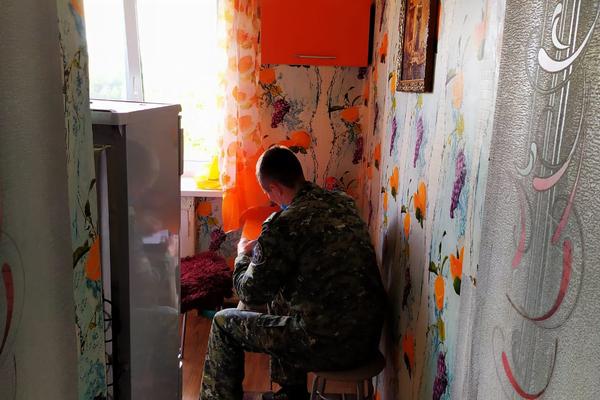 В Каменске-Уральском местный житель зарезал свою сожительницу